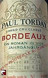 Bordeaux - Roman